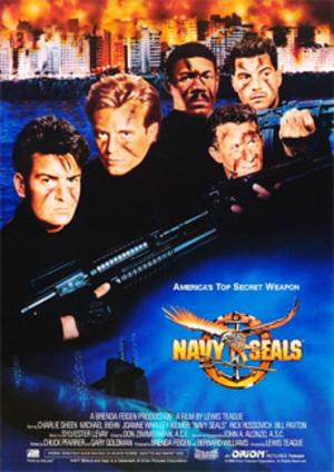 Navy Seals poster