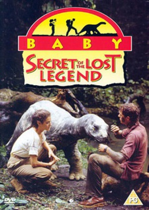 Baby - Djungelns hemlighet poster