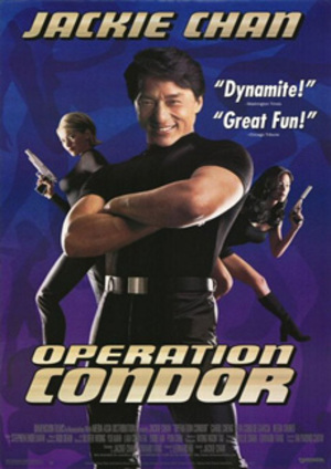 Operation Condor poster