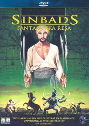 Sinbads fantastiska resa poster
