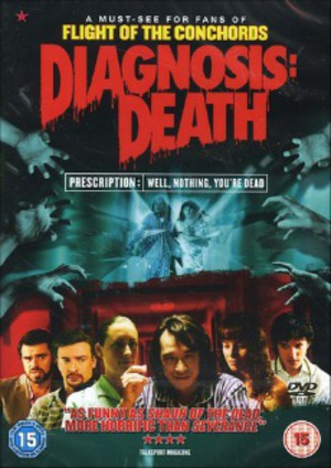 Diagnosis: Death poster