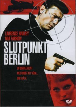 Slutpunkt Berlin poster