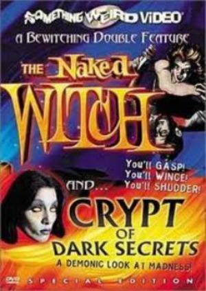Crypt of Dark Secrets poster
