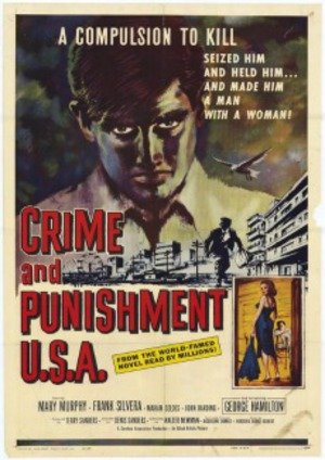 Crime & Punishment, USA poster