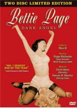 Bettie Page: Dark Angel poster