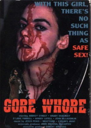 Gore Whore poster