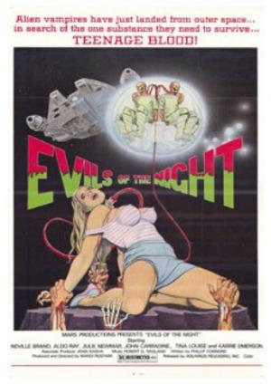 Nattens ondska poster