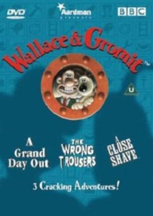 Wallace och Gromits otroliga äventyr poster