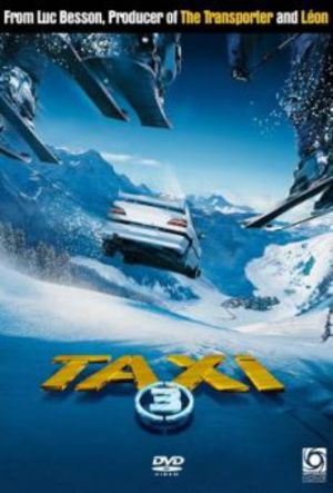 Taxi 3 poster