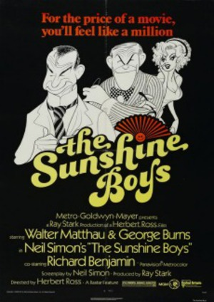 Sunshine Boys poster