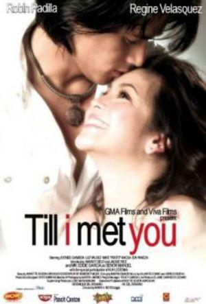 Till I Met You poster