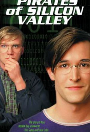 Piraterna vid Silicon Valley poster