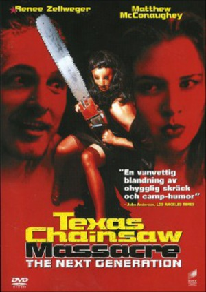 Texas Chainsaw Massacre: The Next Generation poster
