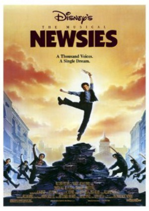 The News Boys poster