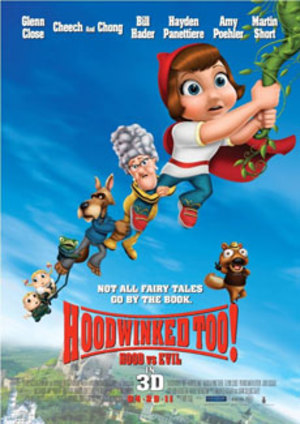 Hoodwinked Too! poster