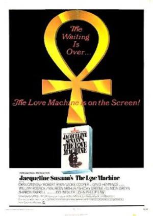 Kärleksmaskinen poster