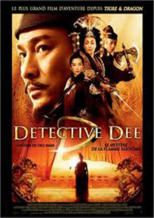 Detective Dee and the Mystery of the Phantom Flame poster