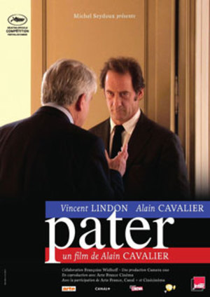 Pater poster