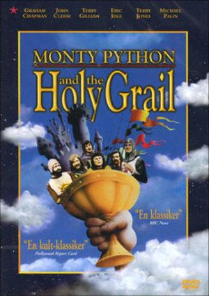 Monty Pythons galna värld poster
