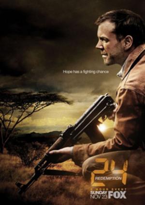 24: Redemption poster