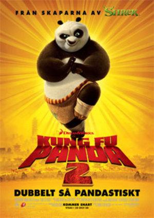 Kung Fu Panda 2 poster