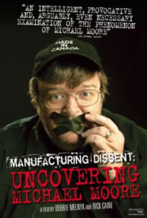 Manufacturing Dissent poster