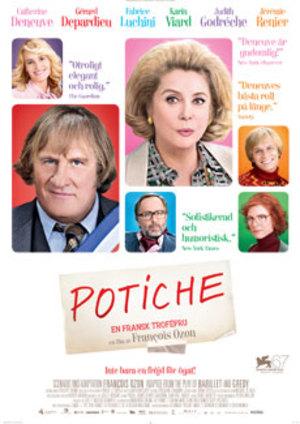 Potiche - En fransk troféfru poster