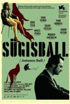Autumn Ball poster