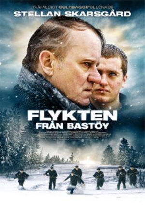 Flykten från Bastøy poster