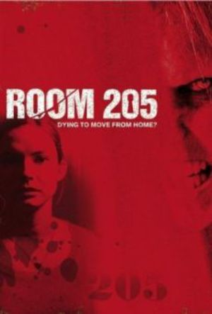Room 205 poster