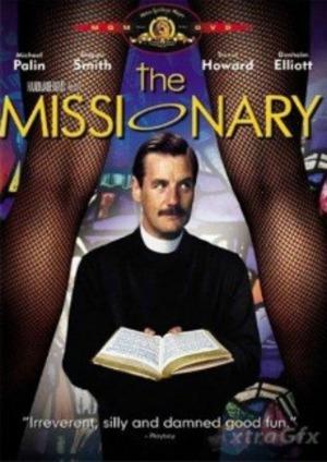 Missionären poster