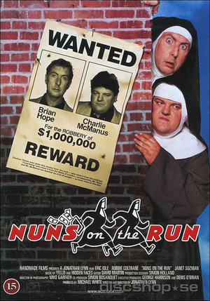 Nunnor på rymmen poster