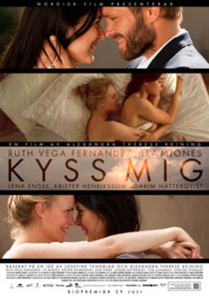 Kyss mig poster