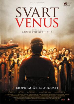 Svart Venus poster