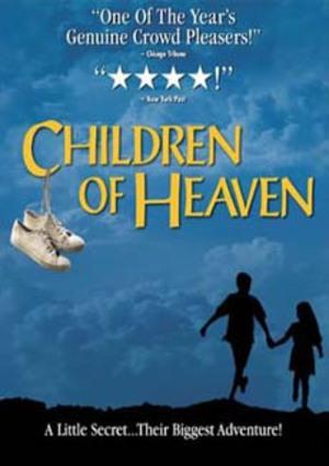 Himlens barn poster