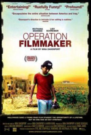 Operation Filmmaker poster