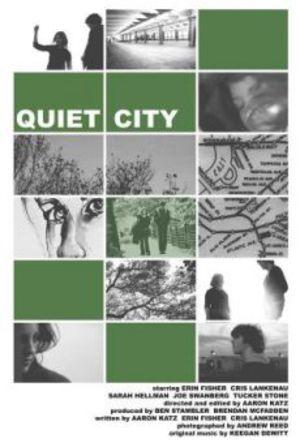 Quiet City poster