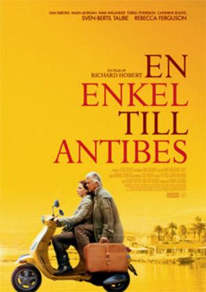 En enkel till Antibes poster