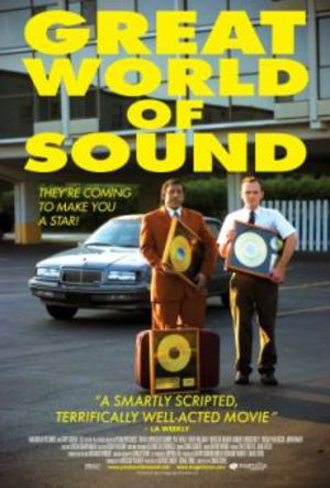 The Great World of Sound poster