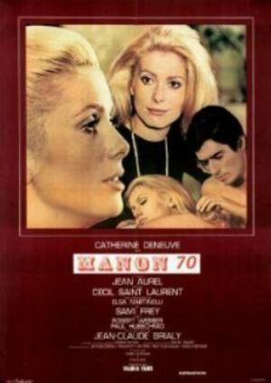Manon 70 poster