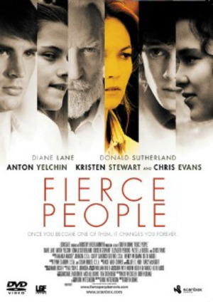 Fierce People poster