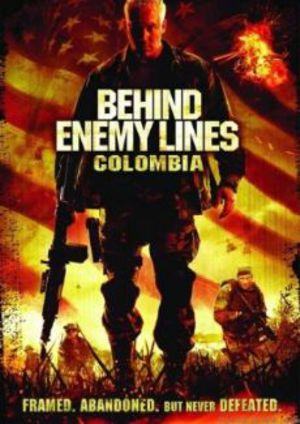 Behind Enemy Lines: Colombia poster
