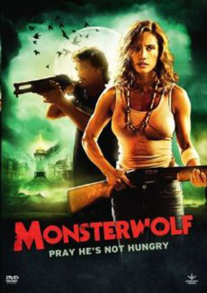Monsterwolf poster