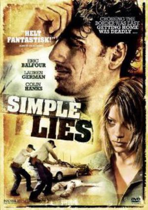 Simple Lies poster