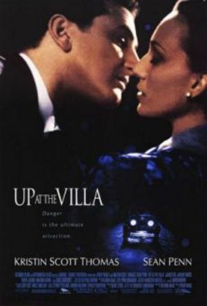 Up at the Villa poster