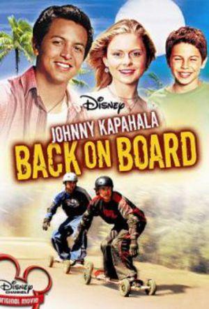 Johnny Kapahala: Allt på ett bräde poster