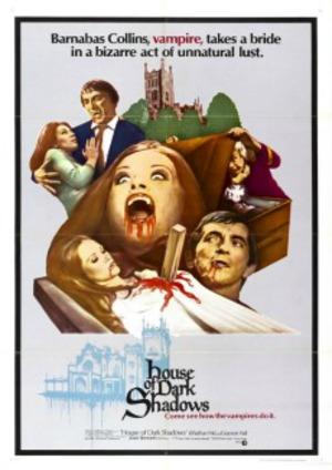 Vampyrernas hus poster
