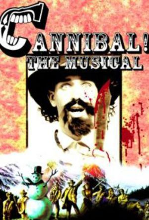 Cannibal! the Musical poster