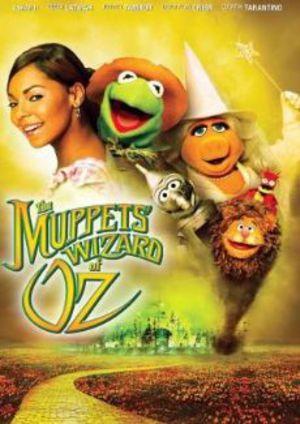 Mupparna och trollkarlen från Oz poster