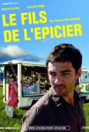 En lanthandel i Provence poster